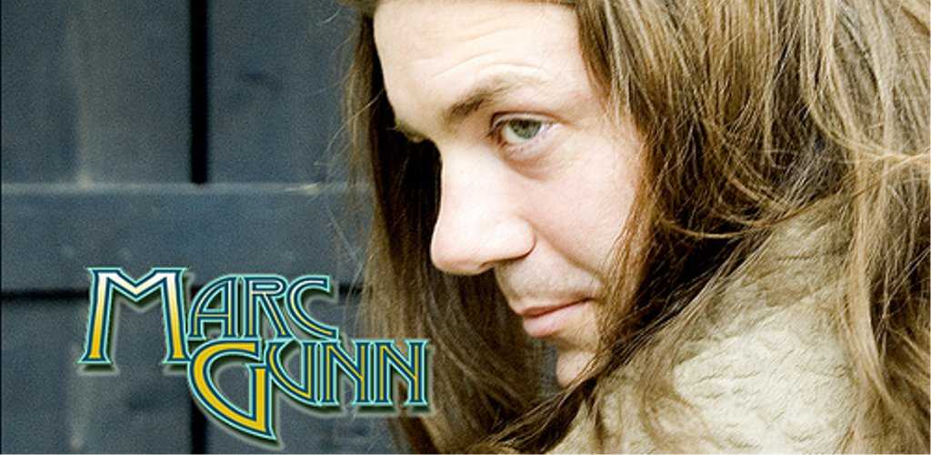 Marc Gunn Celtic Music Banner Image